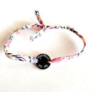 Bracelet Liberty jeton 15 mm