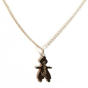 Collier personnage