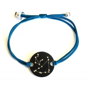 Bracelet duo de  constellations 24 mm